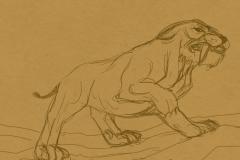 Ucki_Felines_Sketches_Rawr